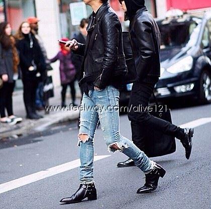 Ysl Jeans Men